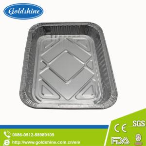 Grand bac d'aluminium (F5035)