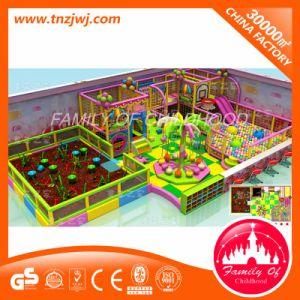Schöne elektrische weiche Kind-Innenspielplatz