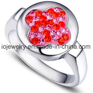 Basis van de Ring van juwelen de Bijkomende Lege voor het Maken van de Ring van het Kristal