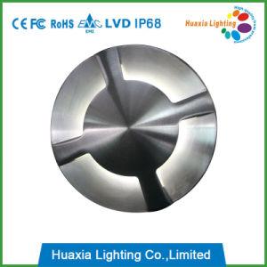 ステンレス鋼の高品質LEDの壁ライトをつける4方向