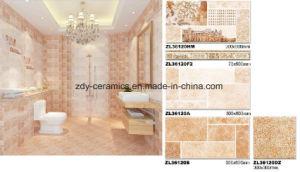Het ceramische Bouwmateriaal van de Decoratie van het Tapijt van de Tegel van de Steen