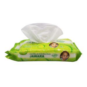 Comercio al por mayor higiene limpieza desechables, sin alcohol bebé tejidos húmedos las toallitas húmedas
