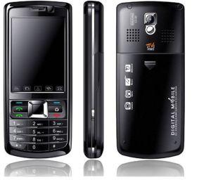 Cartão GSM dupla TV Dual Standby Mobile (QT-8)