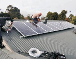 Sistema 9000W (STS9000) di energia solare
