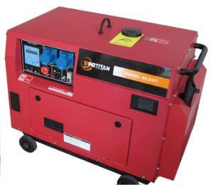 Цифровой генератор Slient (ПОГ6500LND)