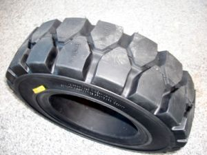 Gabelstapler-Gummireifen-Gabel-LKW-Reifen