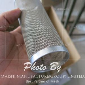 De aço inoxidável de alta qualidade do cilindro do filtro