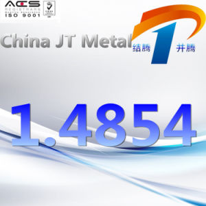 1.4854 de Staaf van de Pijp van de Plaat van het roestvrij staal, de Leverancier van China