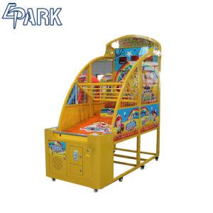 아이 위락 공원을%s 동전에 의하여 운영하는 농구 아케이드 게임 기계