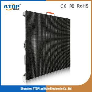 Couleur de haute qualité mur vidéo grand affichage LED à l'intérieur de la publicité