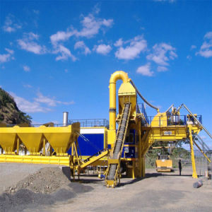 Professional mecanismos concretos China planta de procesamiento por lotes de concreto
