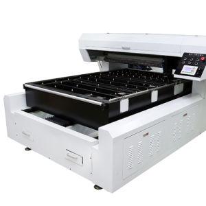 400With600W kies de Hoofd Scherpe Machine van de Laser van de Raad van de Matrijs van de Scherpe Machine van de Laser voor de Matrijs van het Knipsel uit