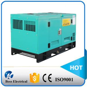 12.8kVA Fawde Single Phase Diesel Generator 220V 50Hz