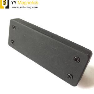 43lbs保持力のカスタムロゴ銃の磁石の台紙