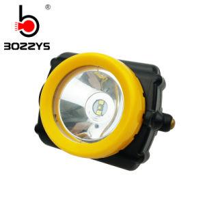 15000lux IP68 Coal LED Miner Head Lamp Kl6