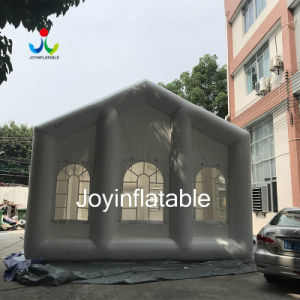 Taille extérieure 12m de longueur partie tente gonflable