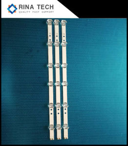 Lente de TV de 32 pulgadas 6 tiras de LED para la marca LG