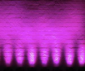 Piscina 14x10W RGBW 4en1 de jardín de luz LED PAR