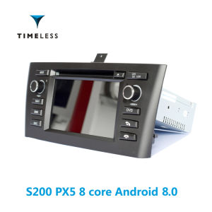 Lettore DVD dell'autoradio della piattaforma S200 2DIN del Android 8.0 di Timelesslong per BMW 1 serie &#160 (automatico & manuale); con costruito in Carplay (TID-W170)