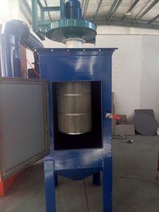 サンドブラストのキャビネットの小型サンドブラスティング機械