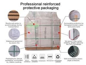 Het speciale Ontwerp verglaasde de Opgepoetste Hoogste Kwaliteit van de Tegels van het Porselein