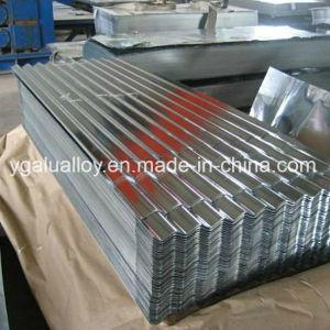 5000 5086 Встроенное ПО сплава алюминия из гофрированного картона кровельные плиты