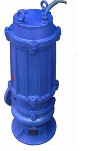 Wqx Serien-Abwasser-Abwasser-versenkbare Abwasser-Pumpe