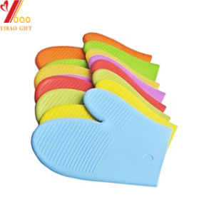 FDAのベーキングのための使用できる在庫のシリコーンの手袋