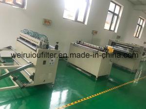 Máquina pesada máquina pregueamento de papel
