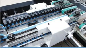 Установите флажок Bottom-Locked картонная упаковка молока бумагоделательной машины (GK-1450ПК)