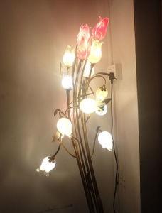 220V DIMERIZÁVEL G9 LED com 3,5 W homologada para candeeiros de parede LED