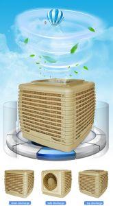 Dispositivo di raffreddamento evaporativo industriale del tetto dell'aria della brezza con il periferico dell'affissione a cristalli liquidi