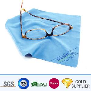 5010251181a18 Best Selling Eco-Friendly Premium Logotipo Tampografia personalizado  imprimindo Suede flanela macia toalhetes de microfibras