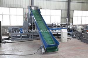 플라스틱 펠릿 플라스틱 재생 기계를 생성하는 기계