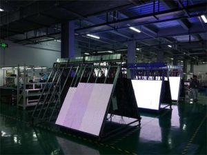 Bekanntmachende Media LED-Bildschirmanzeige hoch qualifizierter IP-Grad-Innendigital-Hc4 512*1536mm für Shoppingmall