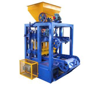 Máquina de bloco de concreto de boa qualidade de agente em Gana