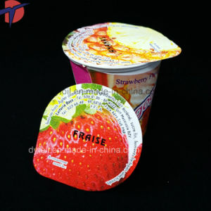 Die Cut pièce des produits laitiers Les joints de cuvette de yogourt