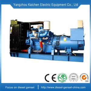 De stille het Kamperen Diesel van de Generator Draagbare AC van Modellen Generator van de Omschakelaar van de Enige Fase