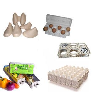 tabuleiro de ovos da placa de papel automático máquina de moldagem de Celulose