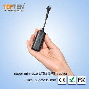 Самый маленький GPS Tracker для мотоциклов с постановки на охрану / снятия с охраны при помощи SMS LT02-Ez