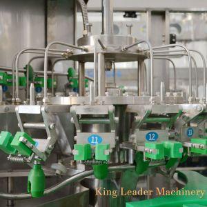 Автоматическое заполнение бачка сока машины