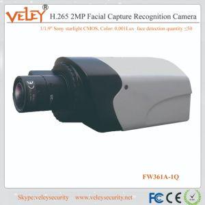 2MP Hikvision 얼굴 붙잡음 승인 사진기 감시 얼굴 인식 소프트웨어
