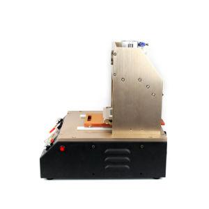 Tbk-558D'un mini téléphone automatique du compresseur pneumatique à vide du support du bâti de l'écran LCD de la machine de contrecollage