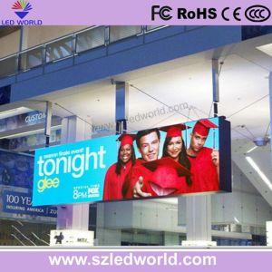 Im Freien farbenreiches großes Bildschirmanzeige-Panel LED-P25 für das Bekanntmachen