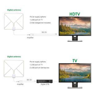 Antenne della Cina TV - amplificate & antenne di Digitahi TV