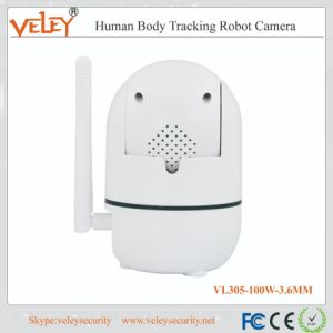 Inländisches Wertpapier-drahtlose Baby-Kamera-menschlicher Körper, der Roboter-Kamera aufspürt