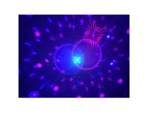 LEDのディスコ党クリスマスの装飾の効果の照明のための魔法の球ライト