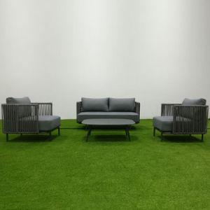 Hotel de ocio gris All-Weather muebles Jardín Balcón Piscina sobrepasen Terraza sofá