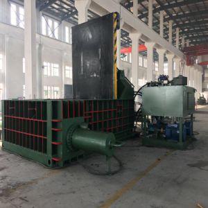 перерабатывающая установка гидравлического оборудования для переработки металлолома пресс-подборщика