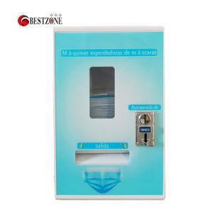 Grande capacité 150 pcs de masques faciaux vending machine
